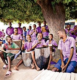 Art and Music for Children