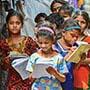 Help 50 street childen